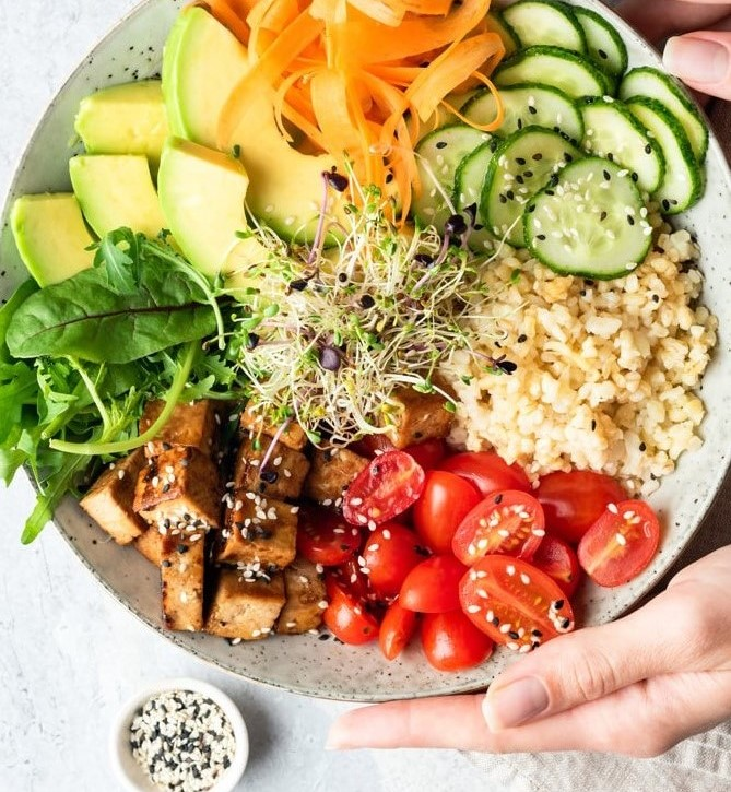 Adding more plant-based foods