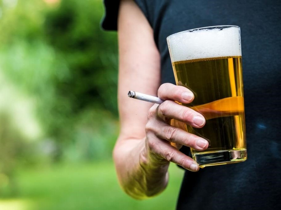 Avoid smoking and alcohol consumption