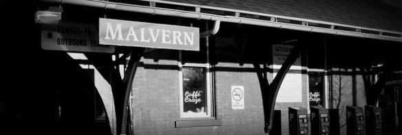 malvern train station