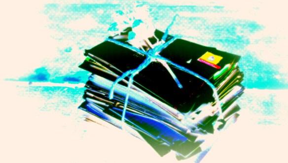 pile-love-letters