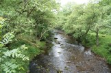 River Ashop from Hagg Bridge
