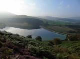 Kinder Reservoir looking towards Mount Famine