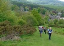 Ascending Oker Hill