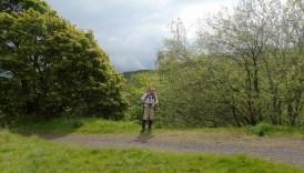 Mel the photographer / walker