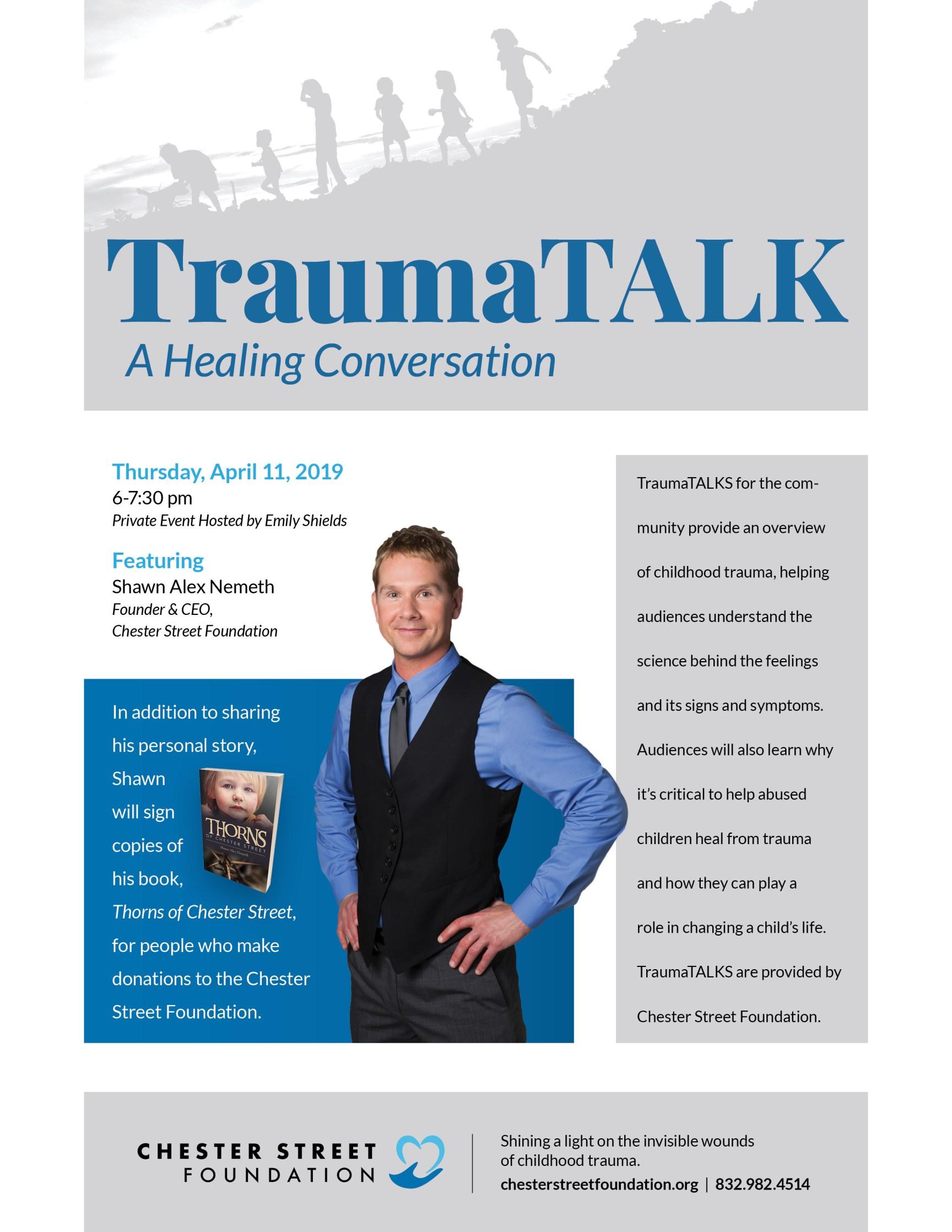 TraumaTALK: A Healing Conversation