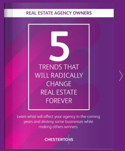 5 Trends That Will Radically Change Real Estate Forever