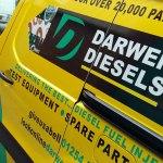 T2 Creative Solutions darwen-diesels-van