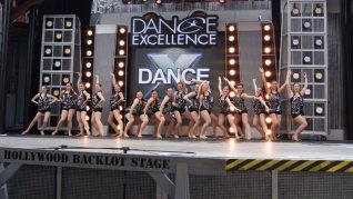 Dancers performing their Disney show at Dance Excellence 2011