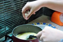 Cheese Fondue, a pre-Christmas Savory