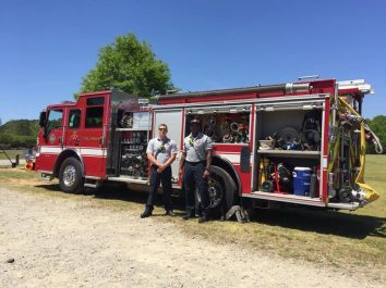 Fire Fighters Engine 16