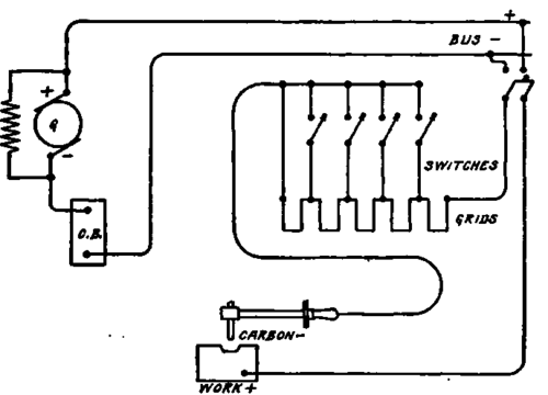 Wiring Diagram for Weatinghouue Arc Welder bills corner wiring diagrams 1960 lincoln lincoln wiring diagram Basic Electrical Wiring Diagrams at fashall.co