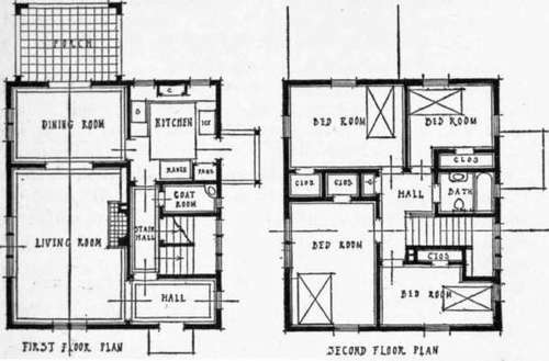 Fig 1 Small Home Designs