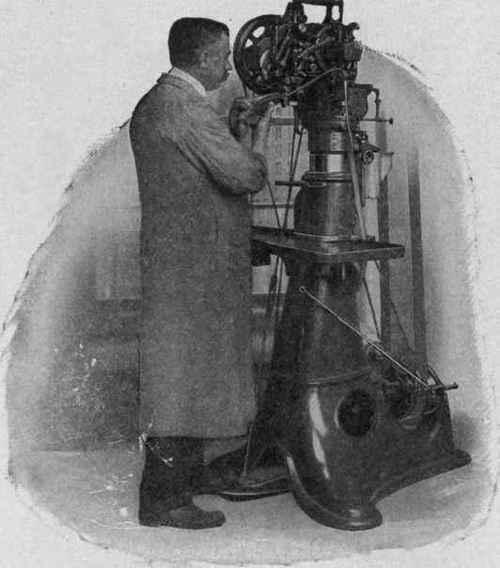 Goodyear Welt and Turn Shoe Machine