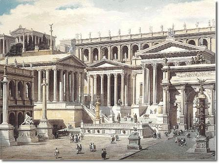 Forum rebuilt?