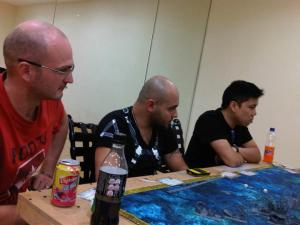Photo: Dreadfleet - review and gameplay impressions