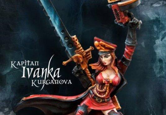 Ivanka Kurganova from Raging Heroes – Review