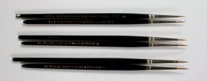 Brushes review: Winsor & Newton series 7 vs Rosemary & Co. (3)