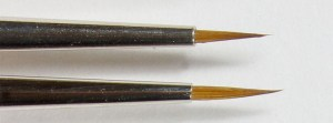 Brushes review: Winsor & Newton series 7 vs Rosemary & Co. (7)