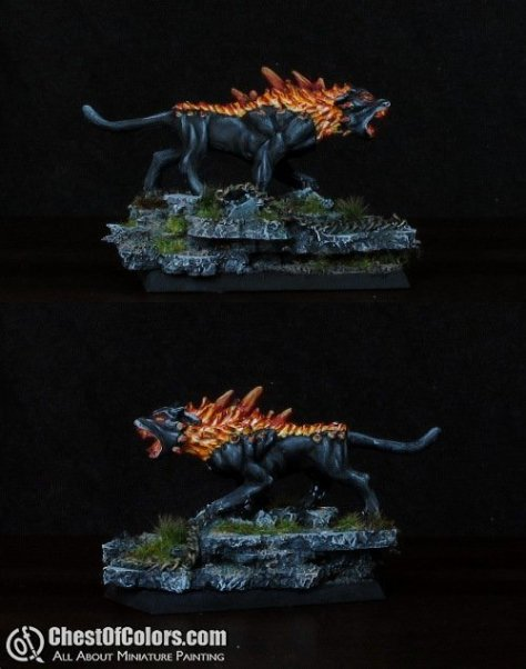 Hell Hound / Black Shuck