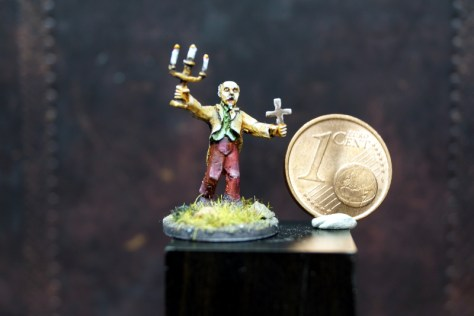 Blue Moon Manufacturer, Chaos in Carpathia 15mm