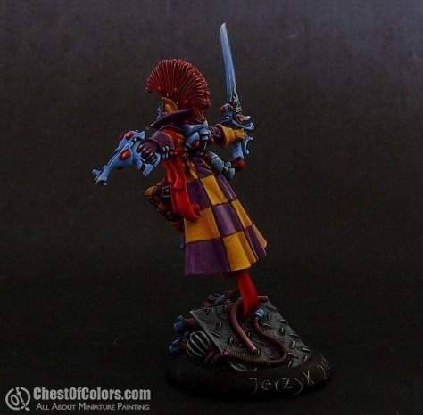 Eldar Harlequin