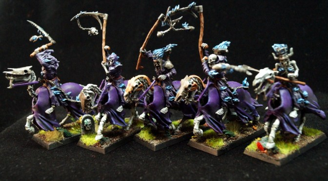 Undead special troops