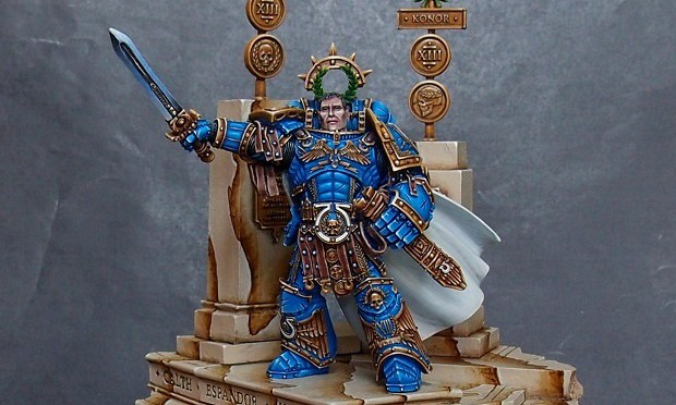 Roboute Guilliman, primarch of Ultramarines