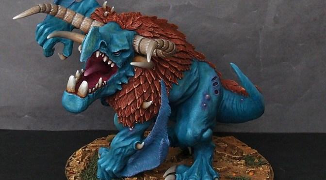 Glaun, bull dragon