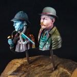 H0L-M35 (Sherlock Holmes and Dr. Watson)
