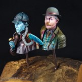 H0L-M35 (Sherlock Holmes and Dr. Watson)