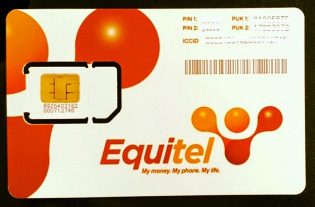 Equity Bank finally simplifies the process of renewing lost Equitel SIM Cards