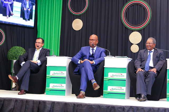 Safaricom announces audited results for the year ended 31 march 2017
