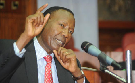 Joseph Nkaissery Assassination Theories - #RIPNkaissery