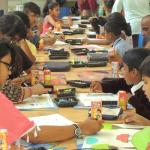 Blue Ribbon Art Camp 2017 at NGMA Bengaluru