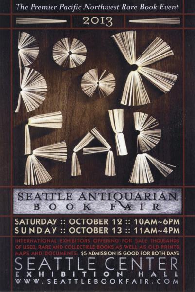Seattle-Antiquarian-Book-Fair 2013