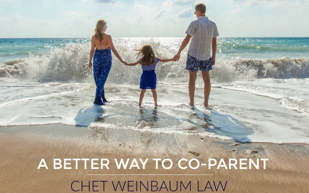 A Better Way To Co-Parent