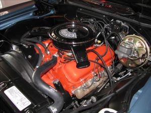 1971 Chevelle's SS option