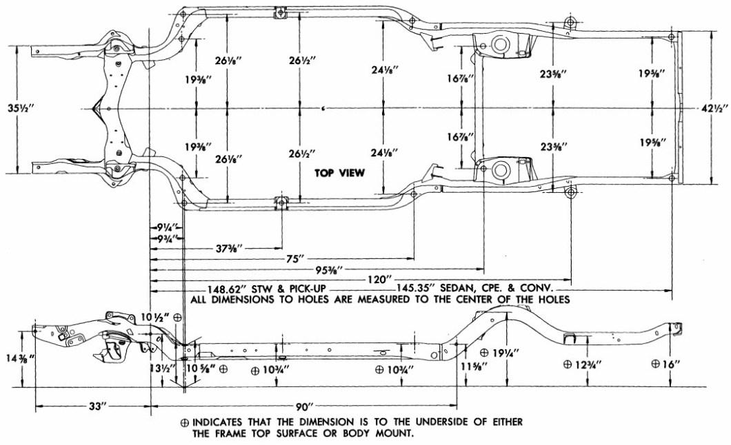 S10 Rear Frame Rail Width | Allframes5.org