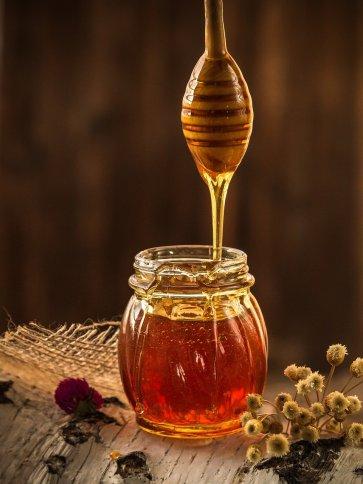 Miel pour cheveux crépus