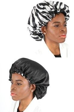 Bonnet-nuit-satin-reversible-noir-blanc-5-EmbraceTheNaturalYou_ounoz
