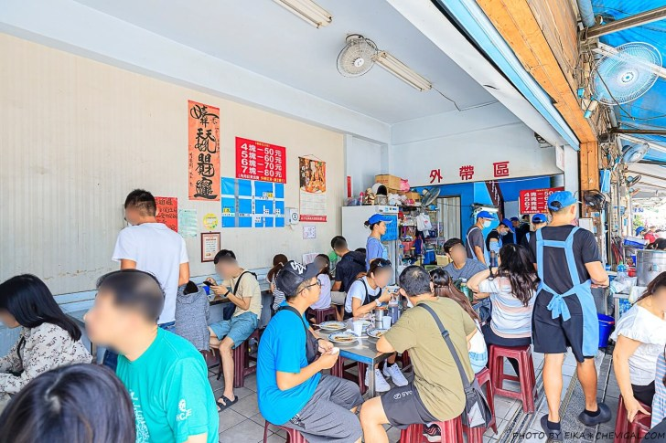 20200908193249 21 - 每天只賣五小時!台中人氣臭豆腐,開攤不用半小時就座無虛席,還有紅茶與湯品無限享用!