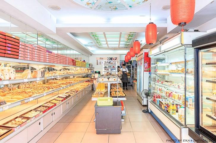 20200914112301 9 - 熱血採訪│超懷念!台中超過30年古早味麵包店,通通只要銅板價,還有少見抹茶蛋黃酥!