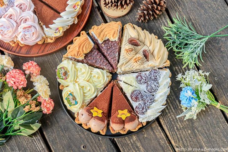 20200919144138 25 - 熱血採訪│薔薇派2.0解憂甜點店新開幕!首度推出的菠蘿蛋黃酥,一次兩盒最便宜
