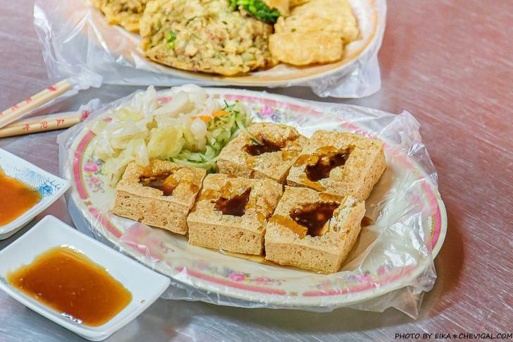 20201015155646 57 - 南屯路廟口炸粿,隱藏在宮廟內的平價炸物與臭豆腐,特別推薦甜米糕,建議預訂以免久候