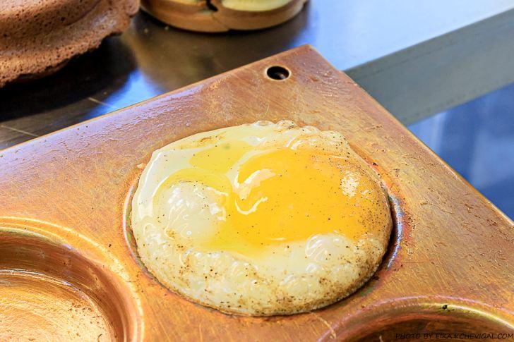 20201019200906 77 - 熱血採訪│這是車輪餅,多達40種口味鹹甜通通有!起司蛋口味就像迷你滿福堡,還有可可布朗尼奶油車輪餅螞蟻控最愛