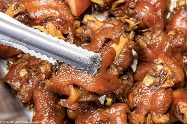 20201211235232 75 - 熱血採訪│台中人氣東山鴨頭,營業至凌晨兩點半,先滷後炸好入味,大推酥脆如千層蛋捲的超強豆皮!