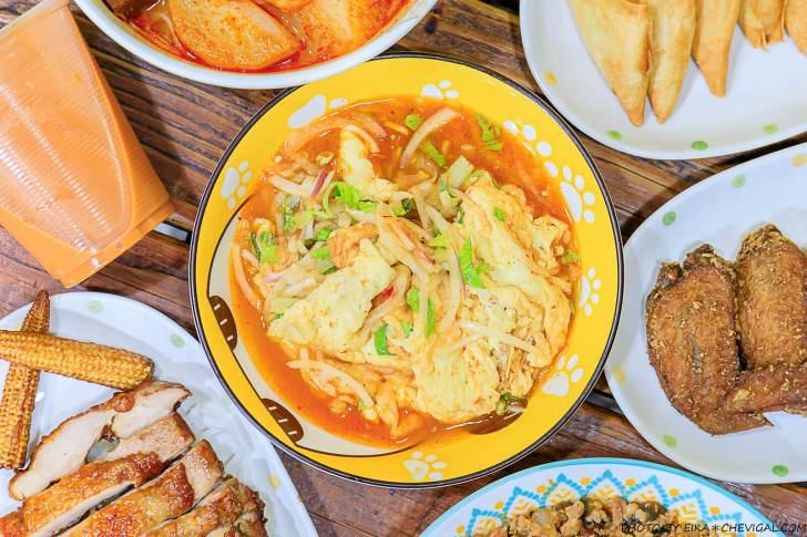 20201221112450 7 - 熱血採訪│台中泰式料理推薦,一個人也能吃泰式料理!還有超酷金黃炸榴槤餅好涮嘴~