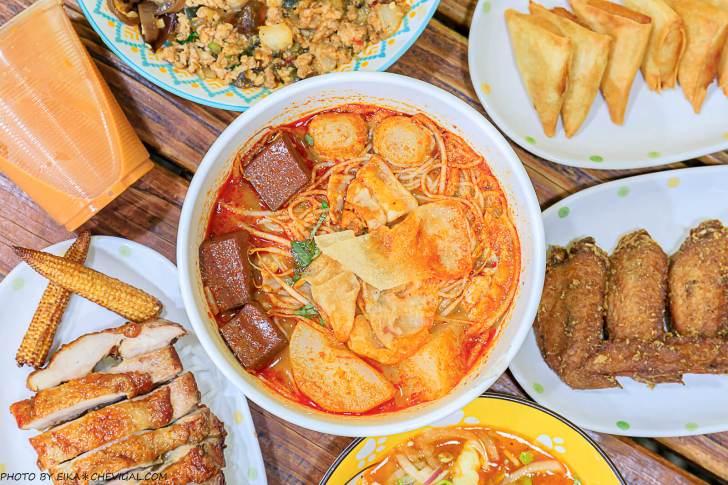 20201221112455 91 - 熱血採訪│台中泰式料理推薦,一個人也能吃泰式料理!還有超酷金黃炸榴槤餅好涮嘴~