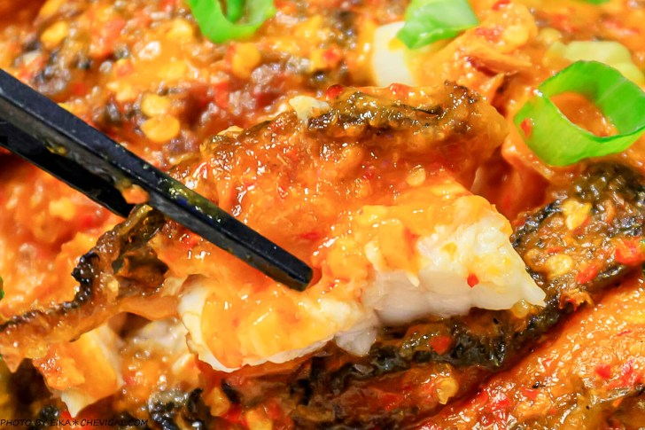 20201230144207 42 - 熱血採訪∣台中南洋風味料理,這天來吃滿額就送鹽烤蝦!二樓還有隱藏包廂KTV和飛鏢機,包場也沒問題!