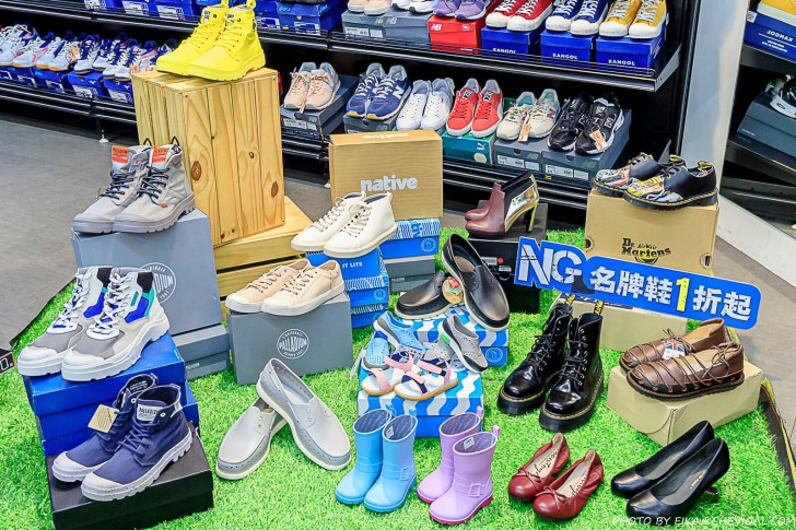 20210221015223 46 - 熱血採訪│全台最大NG名牌鞋出清就在這,50大品牌只要1折起!首10日天天抽購物金!